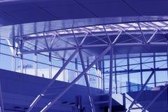 wnętrze portów lotniczych Zdjęcia Royalty Free