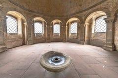 Wn?trze Porta Nigra historyczny rzymski portal obrazy royalty free