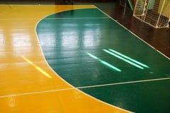 Wnętrze sport gier sala Zdjęcie Stock