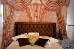 wnętrze sypialni Zdjęcie Royalty Free