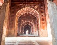 Wnętrze Taj Mahal Zdjęcia Royalty Free