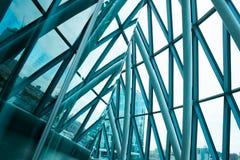 Wnętrze w Biznesowym budynku biurowym, Londyn Zdjęcie Royalty Free