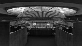 Wnętrze zgromadzenie narodowe dla Walia C Obraz Stock