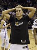 WNBA菲尼斯水星胜利 库存图片
