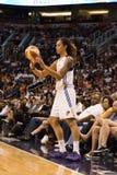 WNBA菲尼斯水星胜利 免版税库存图片