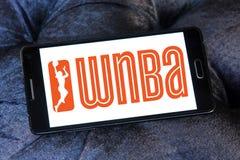 WNBA logo Obraz Stock