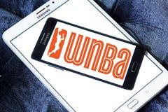 WNBA logo Zdjęcia Royalty Free