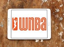 WNBA logo Zdjęcia Stock