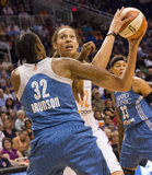 WNBA Phoenix Mercury Beats Minnesota Lynx Stock Images