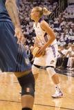 WNBA Phoenix Mercury Win Round One dei finali Fotografia Stock Libera da Diritti