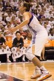 WNBA Phoenix Mercury Win Round One dos finais Imagem de Stock Royalty Free
