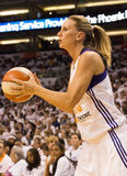 WNBA Phoenix Mercury Win Round One of Finals Royalty Free Stock Photo