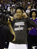 WNBA Phoenix Mercury Wins Photographie stock