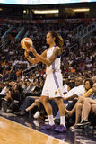 WNBA Phoenix Mercury Wins. The WNBA Phoenix Mercury win game two 97-68 of the 2014 WNBA Finals. Brittney Griner was the high scorer for the Mercury with 19 Royalty Free Stock Image