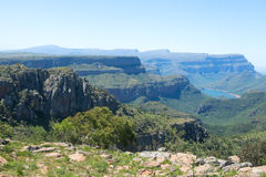 Wndow of the God, Mpumalanga, South Africa Royalty Free Stock Photo