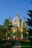 Wniebowstąpienie katedra fotografia royalty free