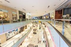 Wnętrze Dubaj centrum handlowe Obraz Stock