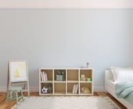 Wnętrze playroom. Zdjęcia Stock
