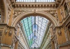 Wnętrze przejście hotel - Odessa, Ukraina Zdjęcia Stock