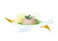 wołowina francuz smaży stek Obraz Royalty Free