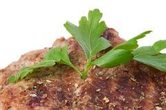 wołowina grillowany stek Obraz Stock