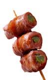 Wołowina satay Fotografia Stock