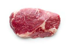 wołowina stek świeży surowy zdjęcie stock