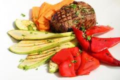 wołowina z grilla Zdjęcie Stock