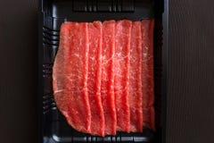 Wołowina z polędwicą Zdjęcia Royalty Free