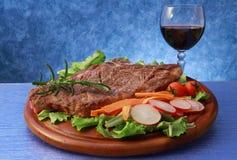 wołowiny fillet obraz stock