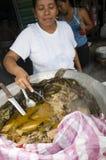 wołowiny kulinarny karmowy Leon warzyw sprzedawca zdjęcie royalty free