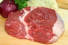 wołowiny mięso obraz stock
