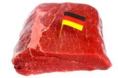 wołowiny niemiec obrazy royalty free
