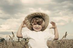 Wo Brot kommt Lizenzfreies Stockfoto