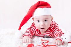 Wo meine Weihnachtsgeschenke sind Stockfotografie