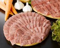 wołowina Obrazy Stock
