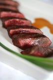 wołowina azjatykci paski Zdjęcie Stock