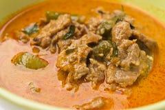 Wołowina curry Zdjęcia Royalty Free
