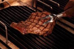 wołowina grill Fotografia Stock