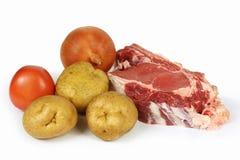wołowina gulasz Zdjęcie Stock