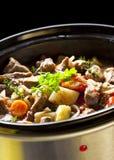 wołowina gulasz Zdjęcia Stock