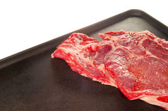 wołowiny kucharstwo zdjęcie royalty free