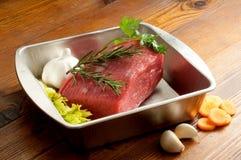 wołowiny potrawka Fotografia Royalty Free