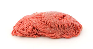 wołowiny ziemia Zdjęcia Stock