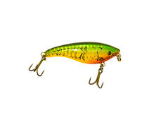 Wobbler perch Royalty Free Stock Images