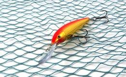 Wobbler vermelho Imagem de Stock