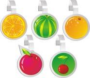 Wobblers - fruta madura Imagen de archivo