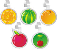 Wobblers - ripe fruit Stock Image