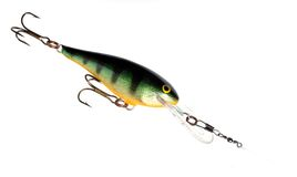 Wobler. Wobbler for fishing a predatory fish Stock Image