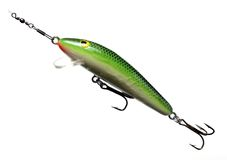 Wobler. Wobbler for fishing a predatory fish Royalty Free Stock Image